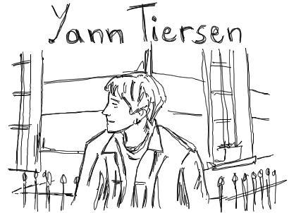 Le site officiel de Yann Tiersen